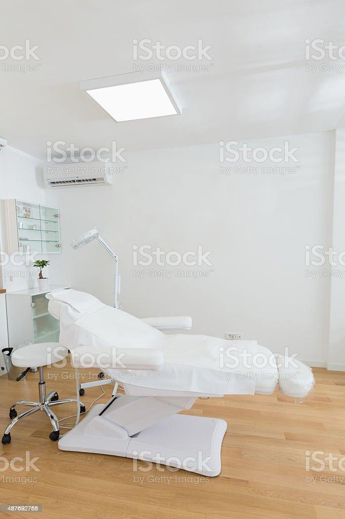 Behandlungsraum Im Beauty Clinic Stockfoto Und Mehr Bilder