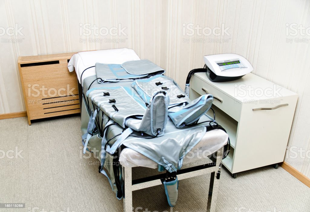 Treatment Room stock photo