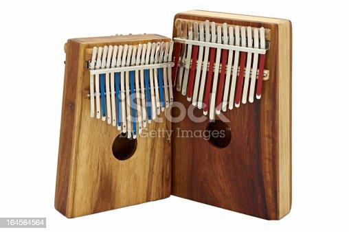 Karimba is african musical instrument.