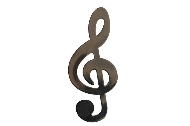 Royalty Free Treble Clef Pictures Images And Stock Photos Istock