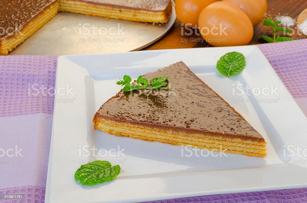 Baum-Kuchen – Foto