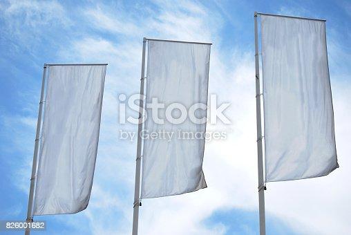 istock Tree empty banners 826001682