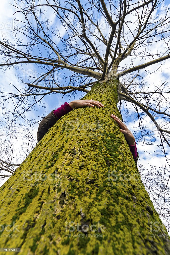 Umweltschützer Umweltaktivist – Foto