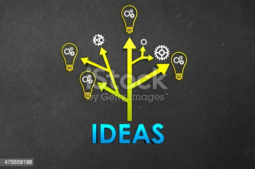 645716366 istock photo Tree of Ideas 475559196