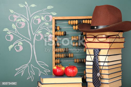 istock Tree of knowledge 503734582