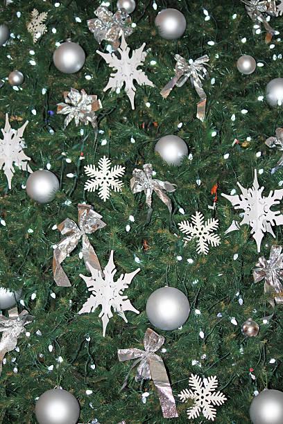 Tree Ornaments 2 stock photo