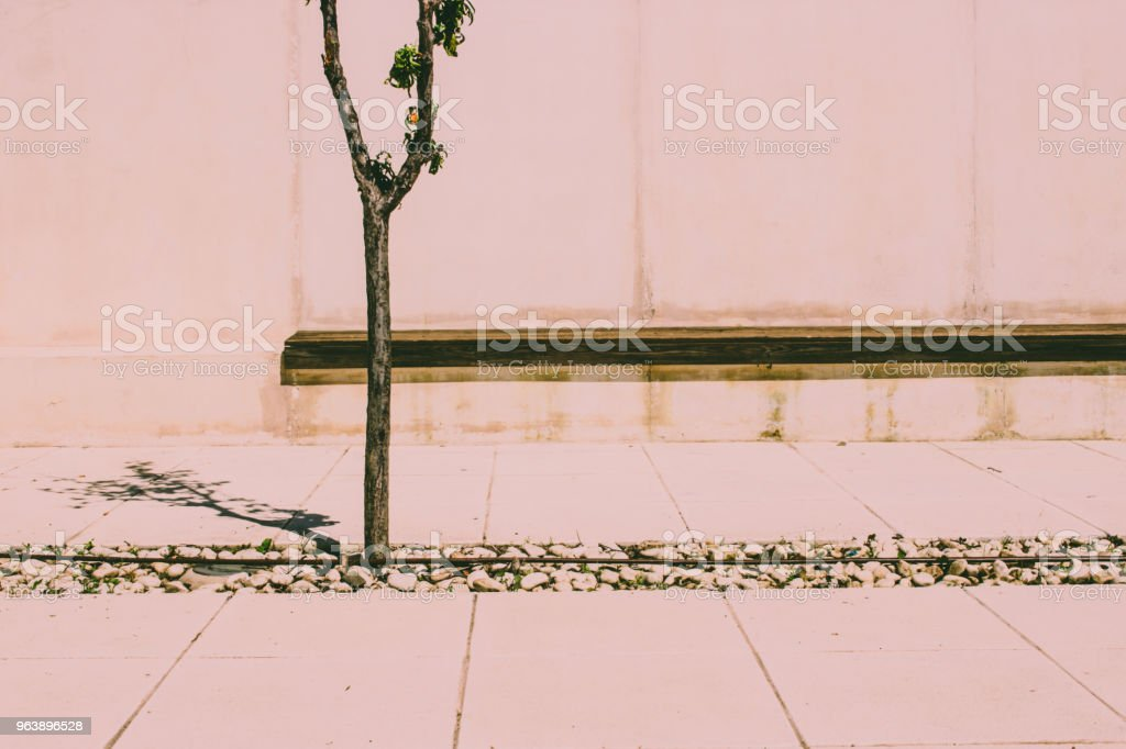 Tree. - Royalty-free Art Stock Photo