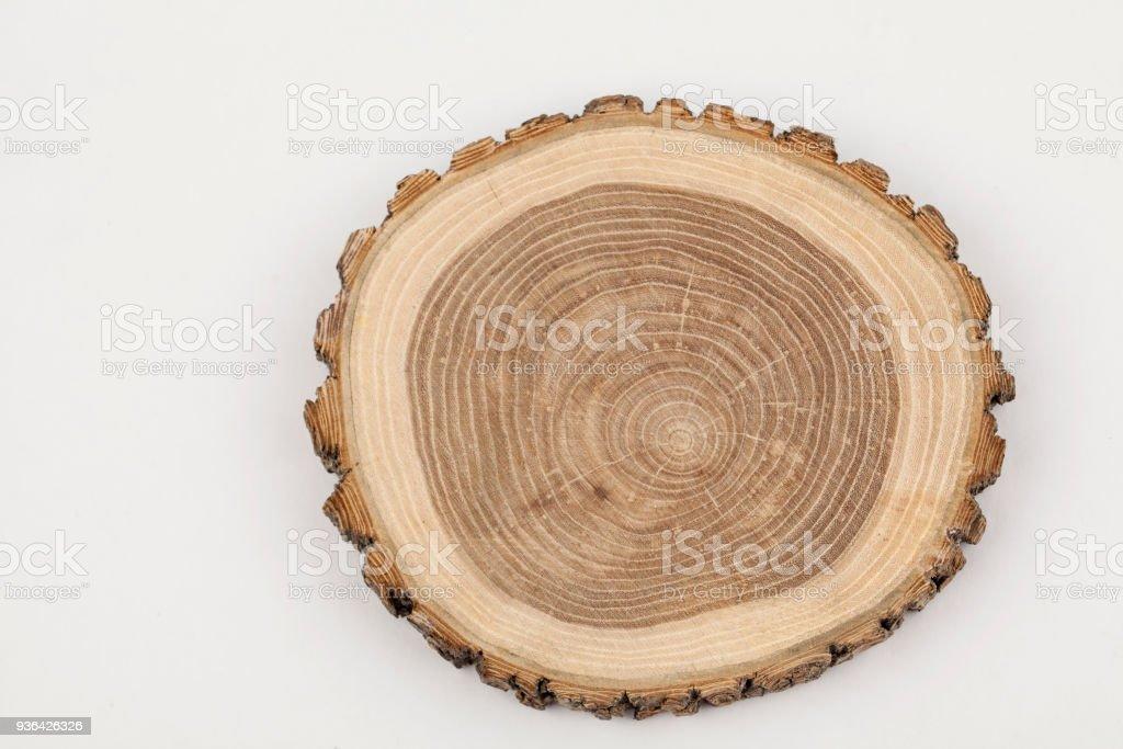 Anillo de árbol, Log, madera. - foto de stock