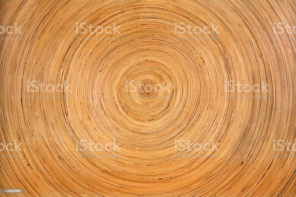 Tree Rings Textured royalty-free stock photo