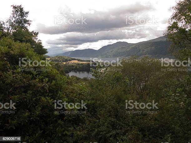 Trees and mountains surrounding loch ness picture id629009716?b=1&k=6&m=629009716&s=612x612&h=oaa80af6mu8zia0plqopcja4xwhbncbpyaetffj4tvg=