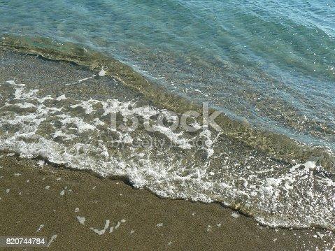 Cretan wild coastline