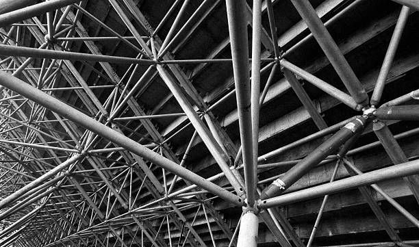 Traliccio - Truss stock photo