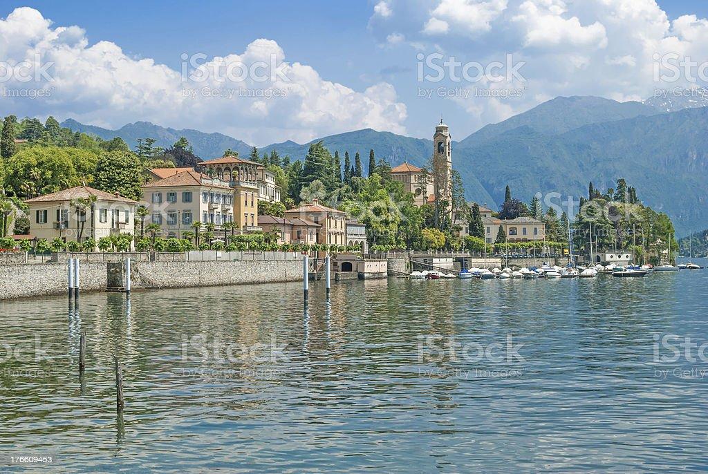 Tremezzo,Lake Como,Italy stock photo