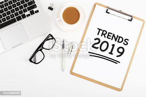 istock Trends 2019 Concept 1043368390