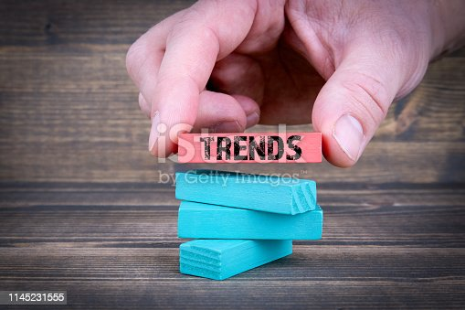 istock Trends. Business Concept 1145231555