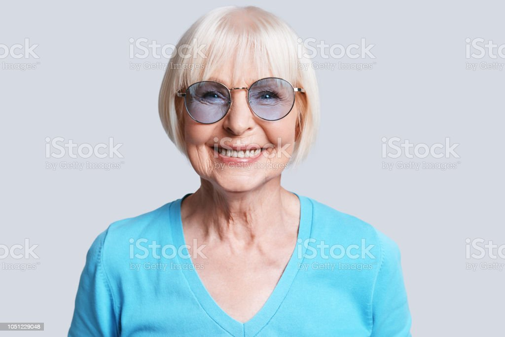 erwachsener senior weiblich