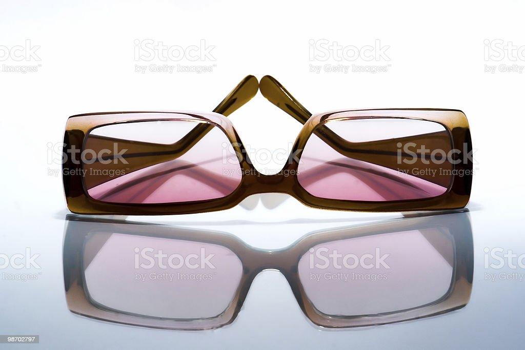 Trendy sunglasses royalty-free stock photo