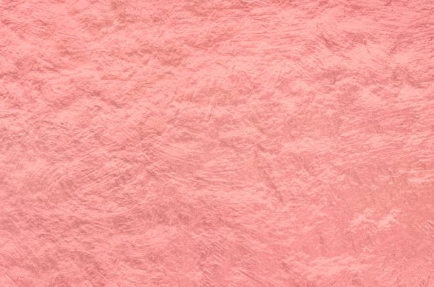 Trendige Textur in lebenden Korallen Farbe des Jahres 2019. – Foto