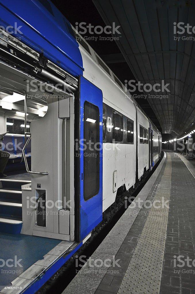 Trenitalia stock photo