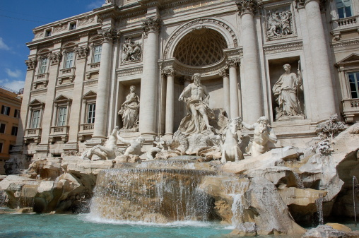 Trevi Stock Photo - Download Image Now