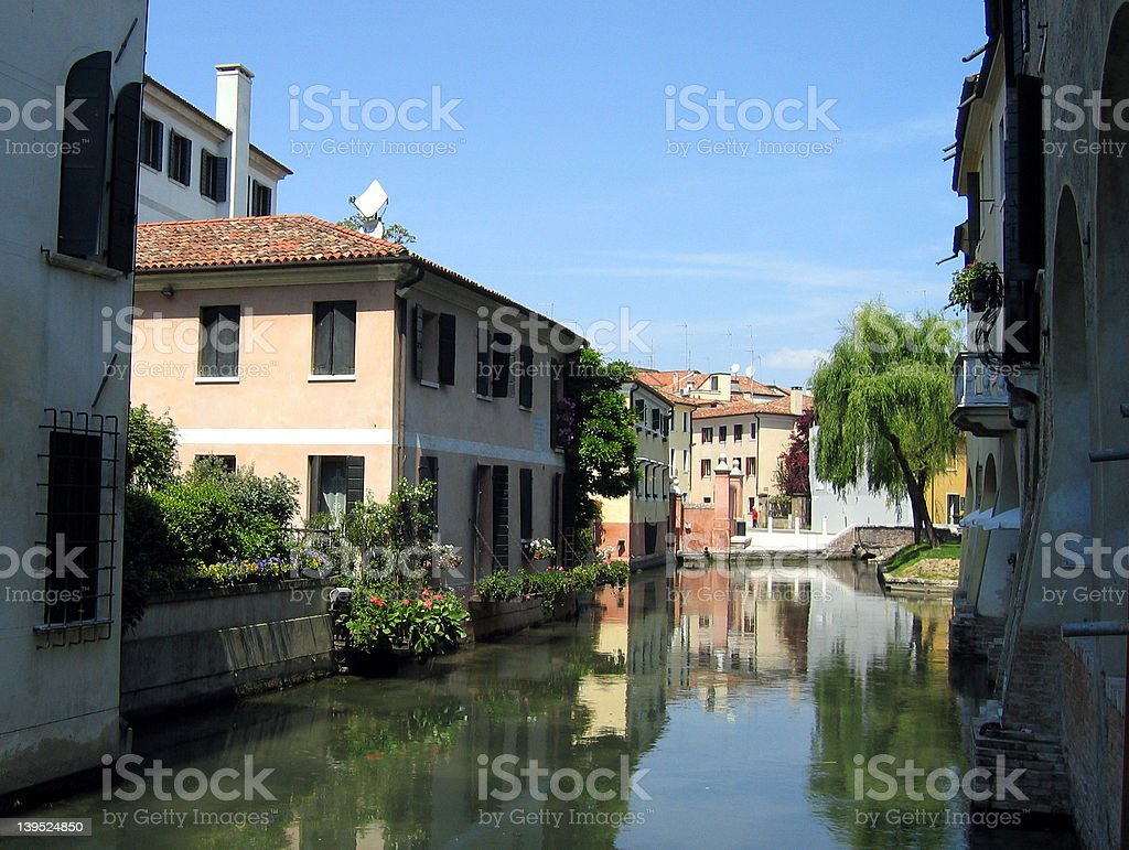 Treviso 8 stock photo