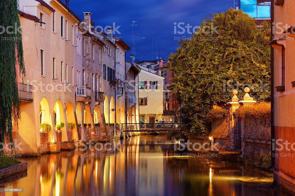 Treviso, Italy stock photo