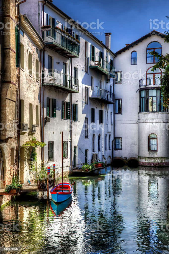 Treviso stock photo