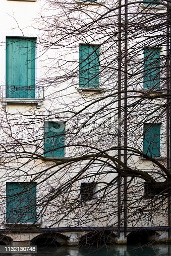Treviso -Windows on the Sile