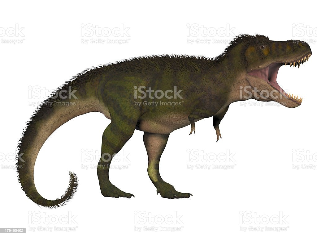 T-Rex Behemoth royalty-free stock photo