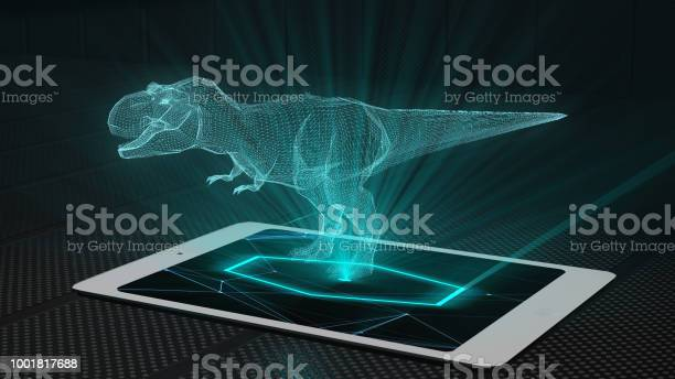 Trex game projection futuristic holographic display hologram picture id1001817688?b=1&k=6&m=1001817688&s=612x612&h=l c0tiwjgazr78h0u90x3wa93cl6lrvbvhzl wwxsmk=