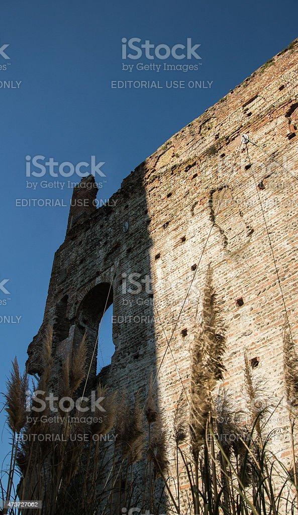 Trezzo d'Adda, Italy stock photo