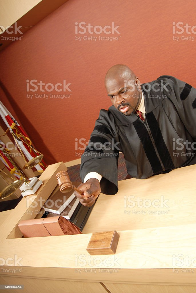 Trial royalty-free stock photo