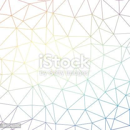 483533237istockphoto Triangle pattern background 547042200