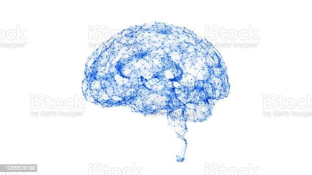 Triangle shapes and dots forming a plexus brain object on white picture id1058526160?b=1&k=6&m=1058526160&s=612x612&h=olngkn4fbbsg09dsiu2bk1ozu v90eu9v50orzw1j4u=
