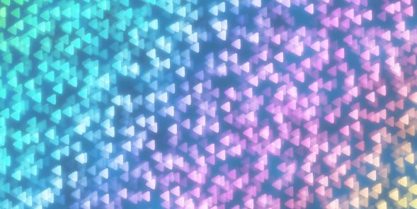 삼각형 모양 Bokeh 배경입니다 추상 그림 밤 빛 짜임새입니다 추상 빛나는 양식 배경 막 0명에 대한 스톡 사진 및 기타 이미지