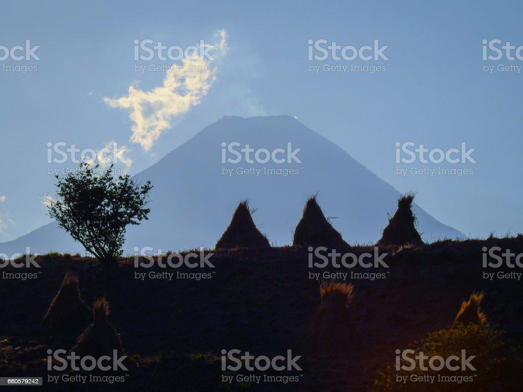 Triangles royalty-free stock photo