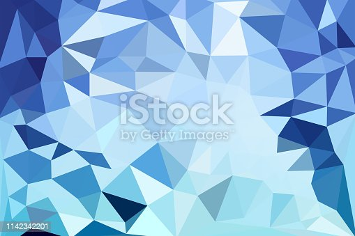 652750408istockphoto Triangular abstract background 1142342201
