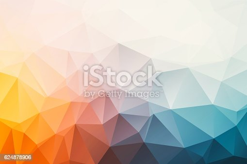 istock triangular abstract background 624878906