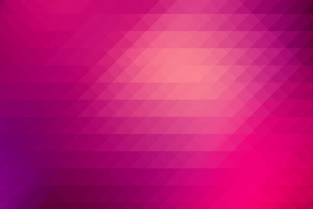 Triangular Background 001 stock photo