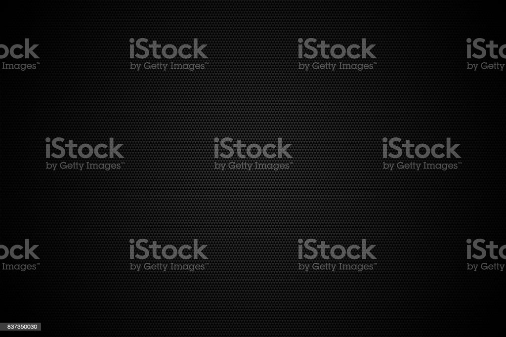 Triangular metal mesh background stock photo