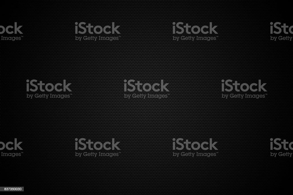 Fundo de malha de metal triangular - foto de acervo