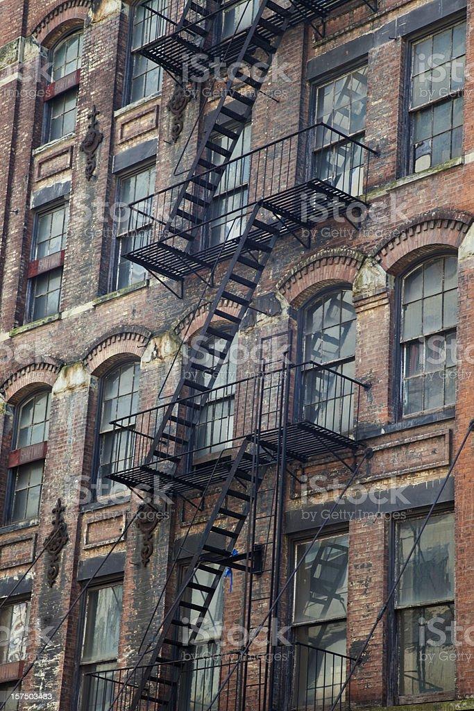 Tribeca Studios and Lofts stock photo