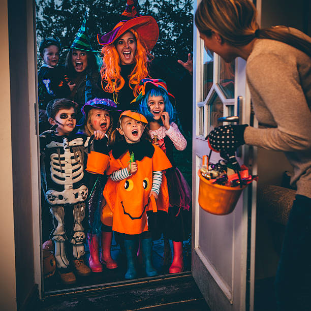 Trick or Treat ! - Photo