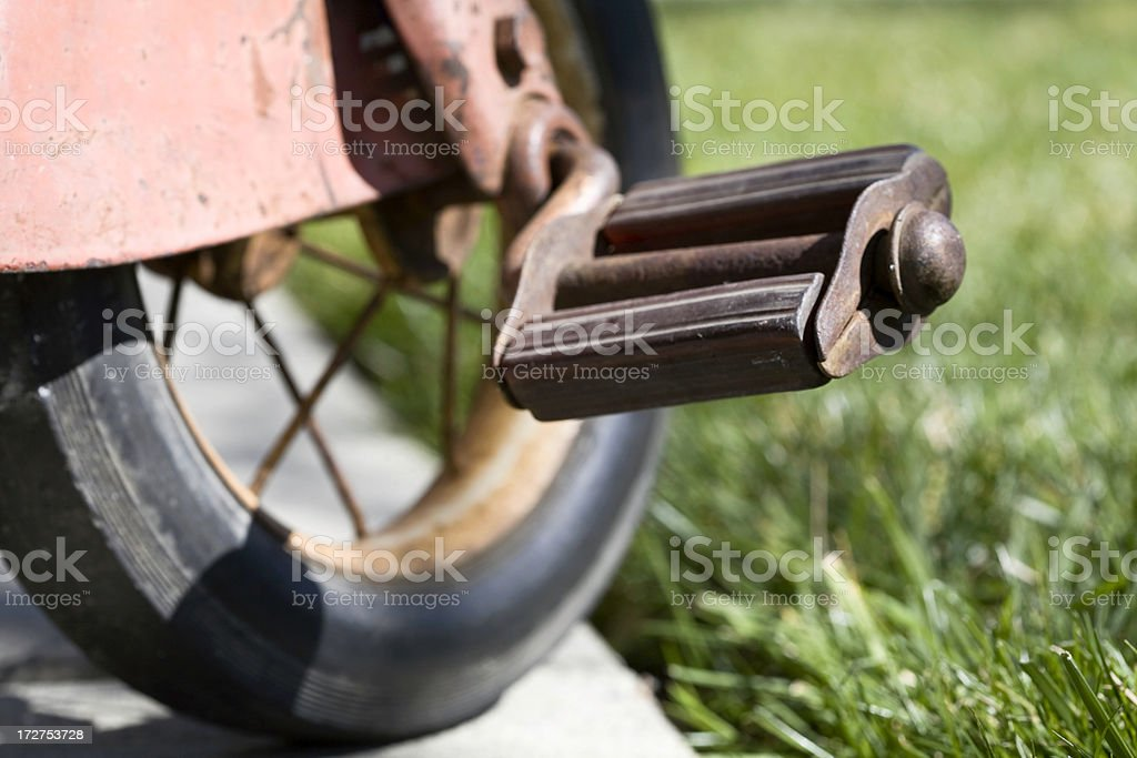 Tricycle Pedal II royalty-free stock photo