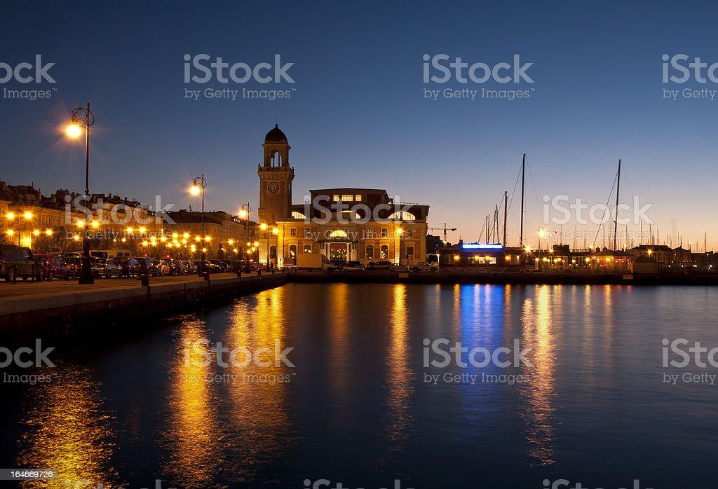 Trieste, Italy royalty-free stock photo