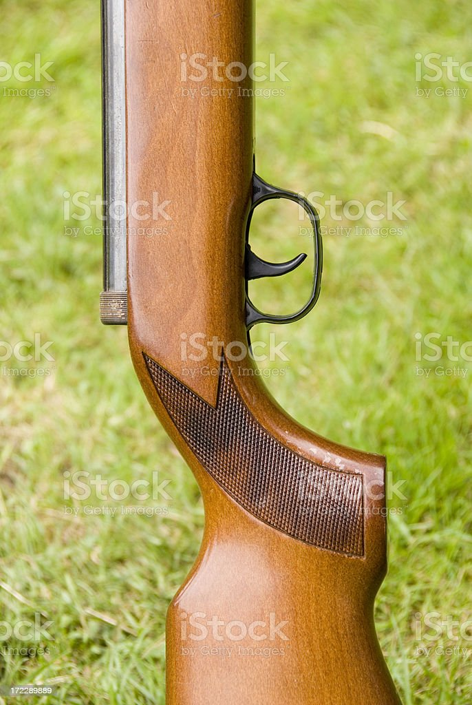 Trigger royalty-free stock photo