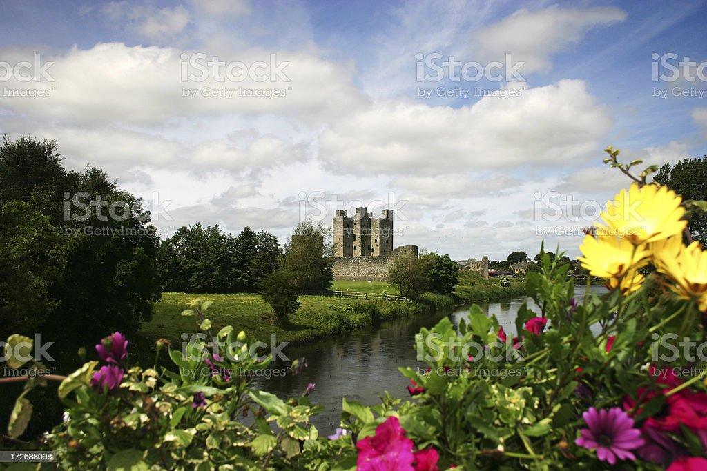 Trim Castle portrait royalty-free stock photo