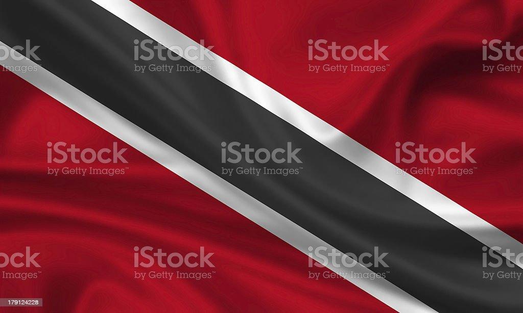 Trinidad and Tobago royalty-free stock photo
