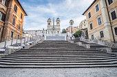 istock Trinita dei Monti Closed 514834224