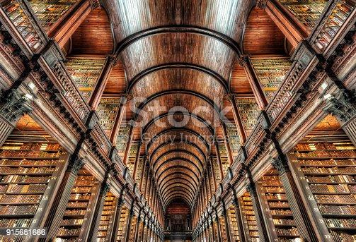 istock Trinity College Dublin, Ireland 915681666